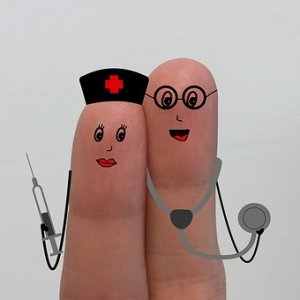 medicos y enfermeros