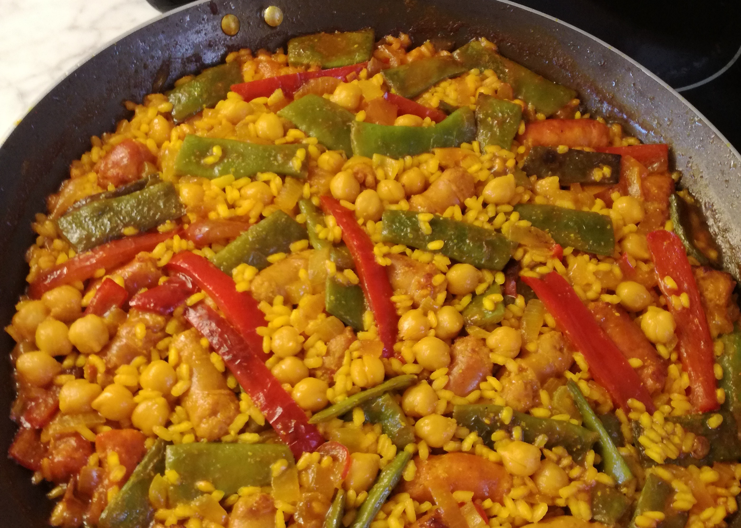 arroz de embutido