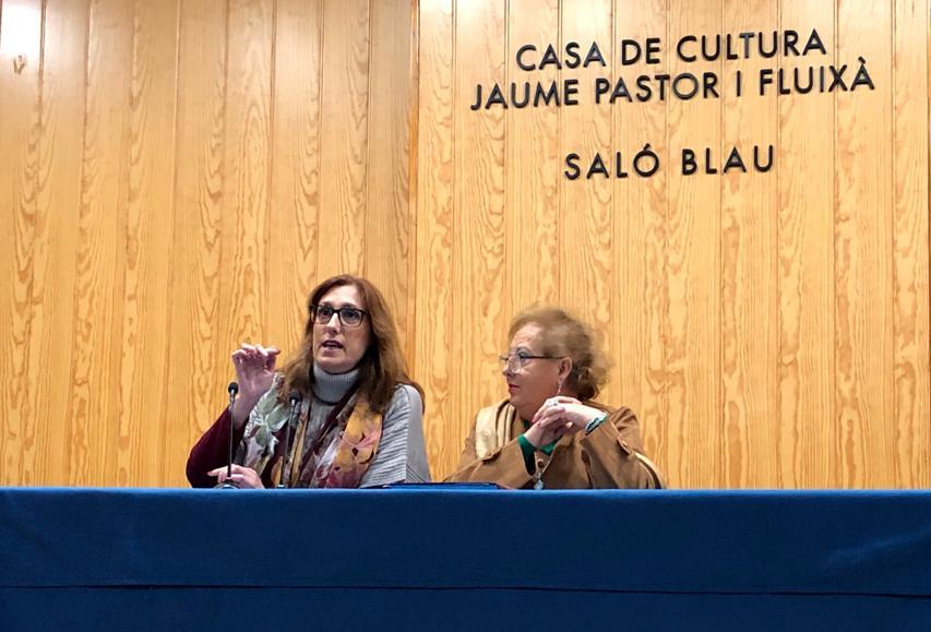 PRESENTACIÓN CICLO DE CHARLAS